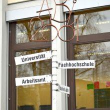 Wegweiser Rittersberg Berufsorierntierung