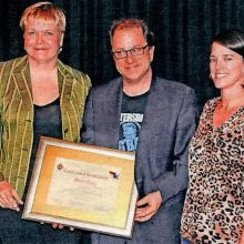 DAIFC ehrt Markus Lücke
