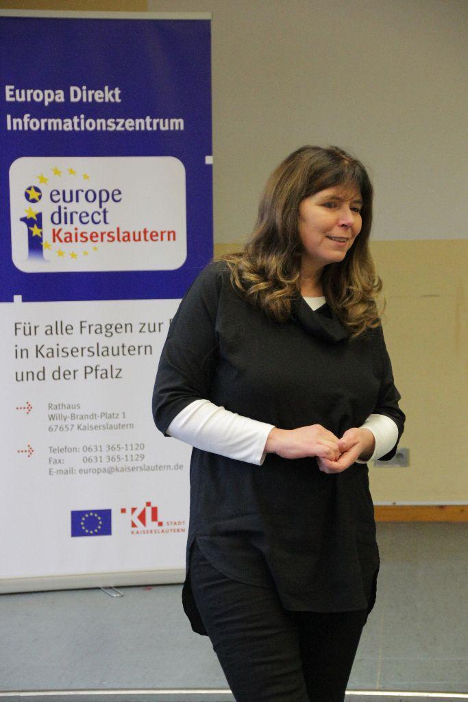 Vortrag der Europaabgeordneten Jutta Steinruck