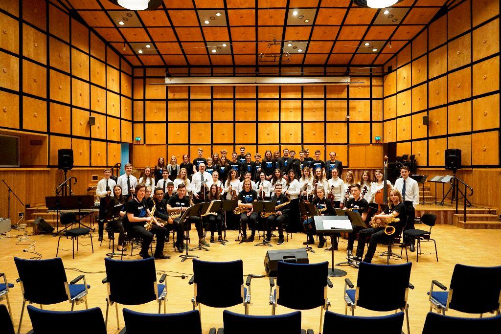 Kammerorchester Camerata Ivoti zu Gast bei der Rittersberg Big Band