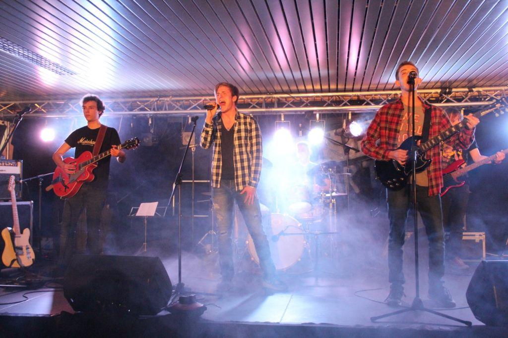 Erste Rittersberg Band Night am 22.4.2016