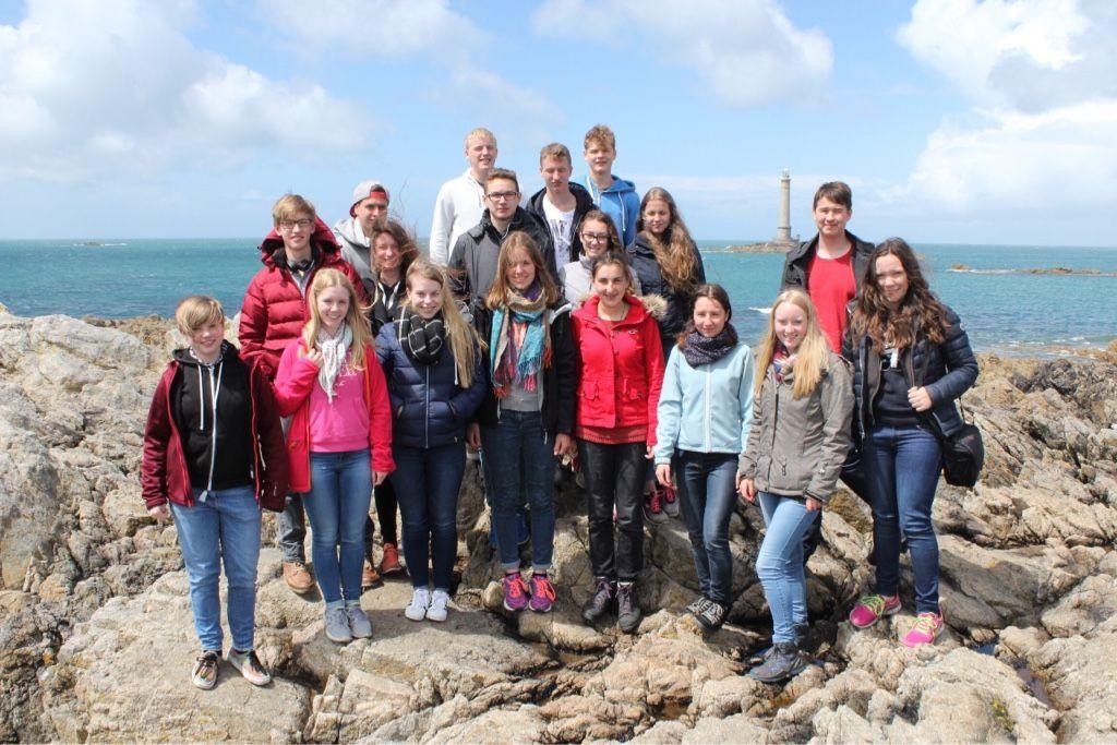 MSS Austausch Cherbourg– wieder ein voller Erfolg!
