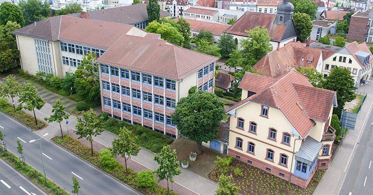 Rittersberg Luftbild Villa