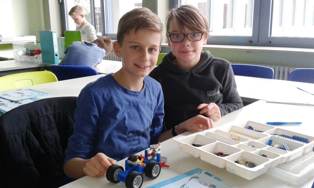 2. Kaiserslauterer Kehrwoche – Kehrmaschinen selbst gebaut