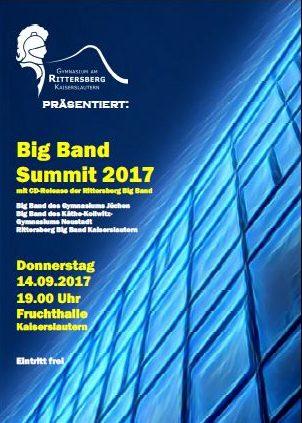 Big Band Summit 2017