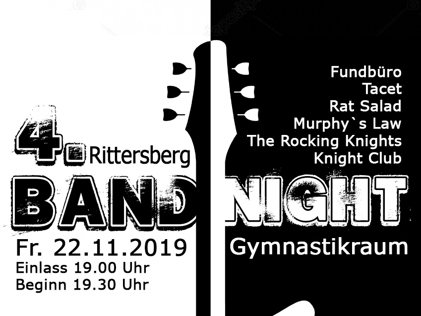 4. Ritterberg Bandnight