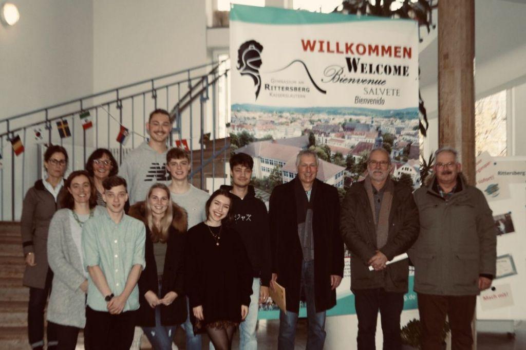 RBGreen trifft Vertreter der Stadt Kaiserslautern – ein neuer Schritt auf dem Weg zu einem nachhaltigen Schulhof
