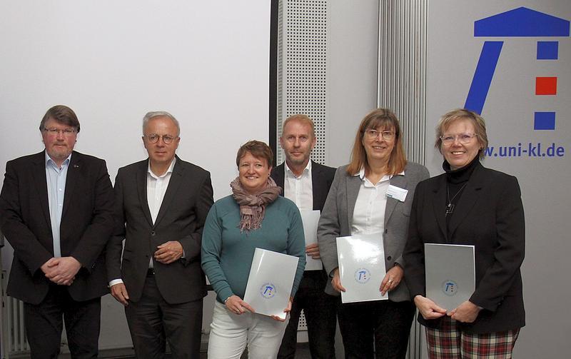 Gymnasium am Rittersberg ist Netzwerkschule der TU Kaiserslautern