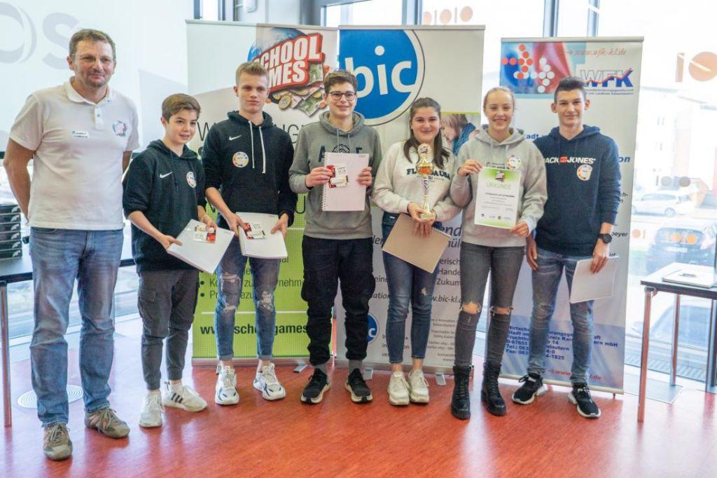 SCHOOLGAMES Bundesfinale der deutschen Schulen