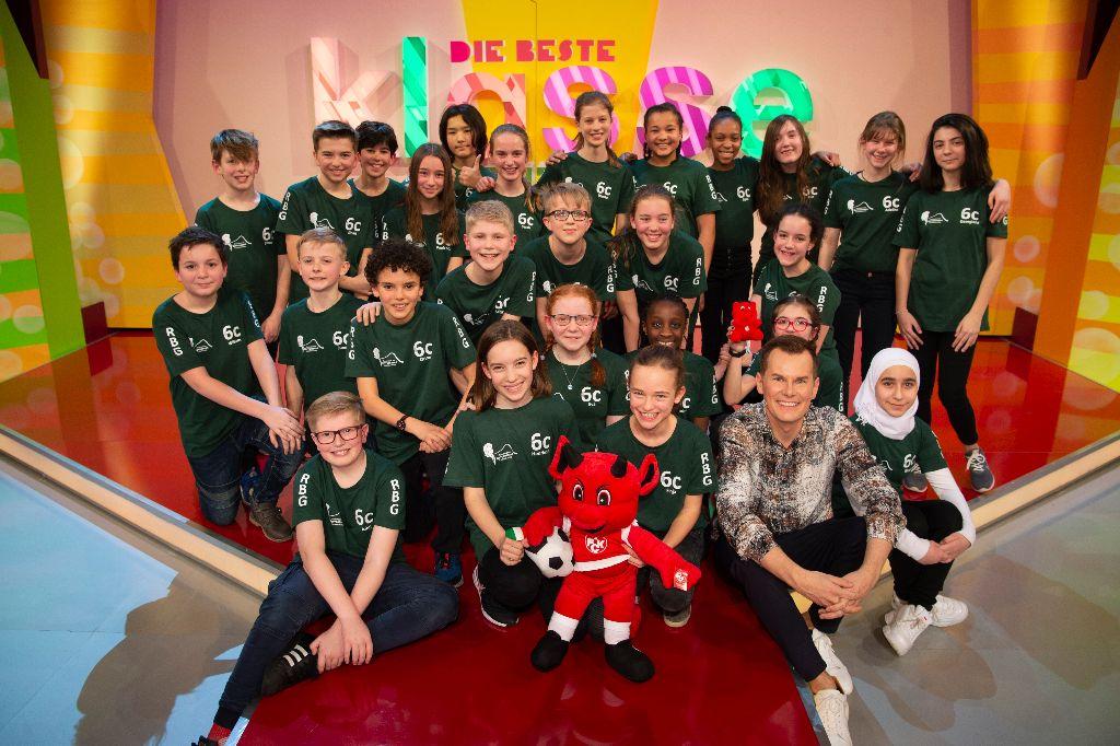 """KIKA: """"Die beste Klasse Deutschlands 2020"""" mit der 6c vom Rittersberg!"""